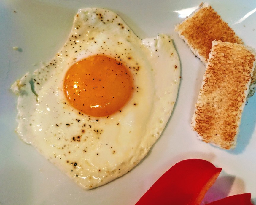 How to Make the Perfect FriedEgg