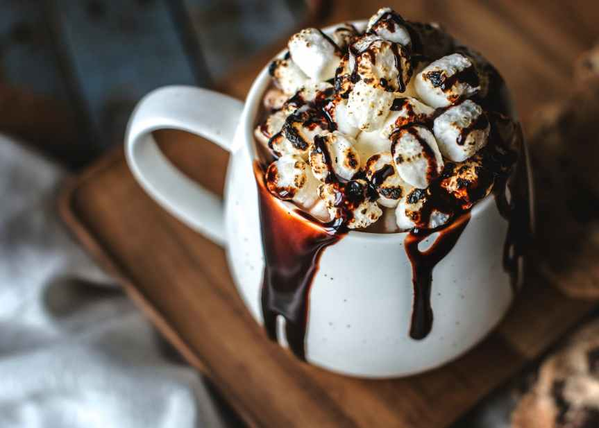 Hot Chocolate to Lift Your Soul
